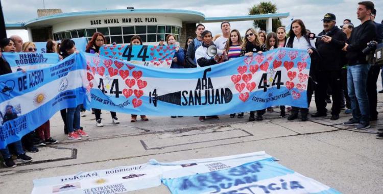 La AFI denunció espionaje ilegal contra familiares de tripulantes del ARA San Juan y piden citar a Macri | El Diario 24