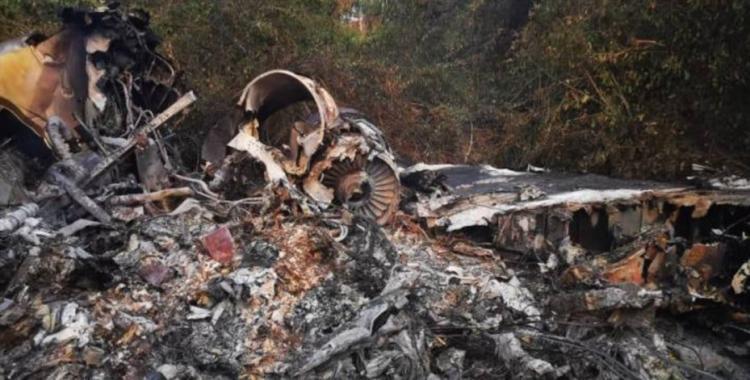 Se desplomó un avión con un cargamento de cocaína y murieron sus dos tripulantes | El Diario 24