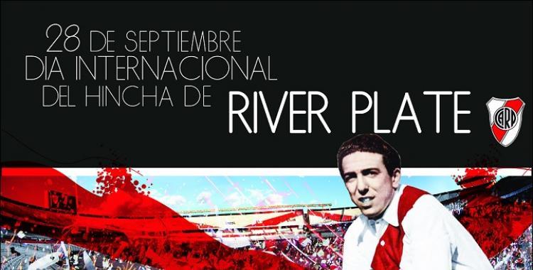 Por qué el 28 de septiembre es el Día Internacional del Hincha de River   El Diario 24
