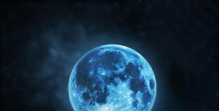 Luna azul y Marte brillante: ¿qué días de octubre se podrán ver estos fenómenos astronómicos? | El Diario 24