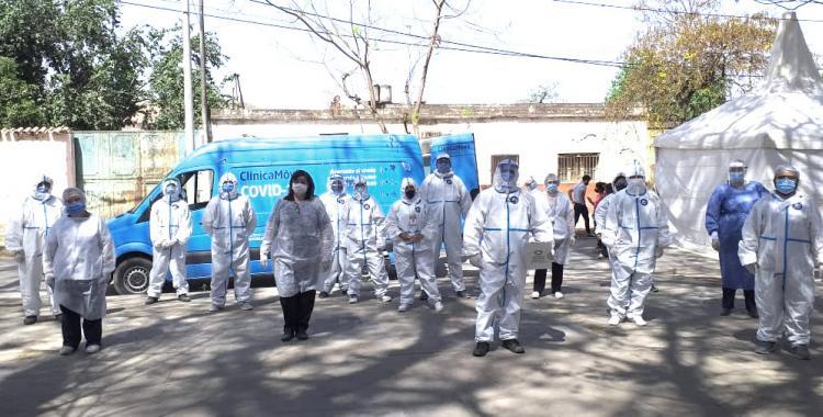Tucumán lamenta 8 nuevas muertes por coronavirus y, con 901 casos en lo que va del martes, supera los 31.000 contagios | El Diario 24