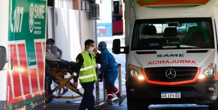 Argentina es uno de los países con más muertes diarias por cada millón de habitantes en el mundo | El Diario 24