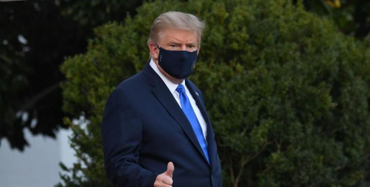 A 11 días de su Covid positivo, Donald Trump asegura que está listo para volver a su campaña | El Diario 24