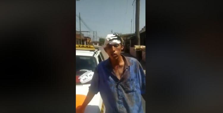 VIDEO El relato de un taxista tucumano al que asaltaron y golpearon salvajemente: Me pegaron a matar | El Diario 24