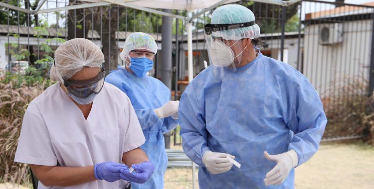 Tucumán superó los 60.000 casos de coronavirus: en lo que va del jueves se lamentan 6 muertes y 438 contagios | El Diario 24