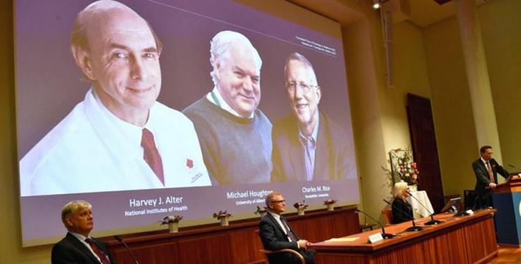 Los descubridores del virus de la hepatitis C se llevaron el Premio Nobel en Medicina | El Diario 24