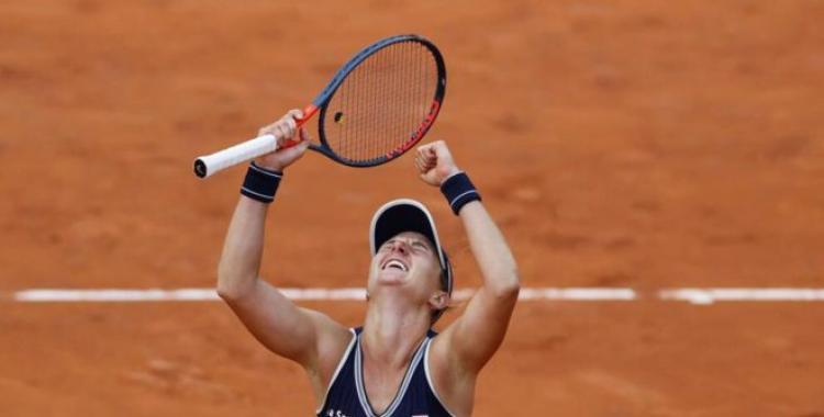 Hace historia: la argentina Podoroska está en semifinales de Roland Garros | El Diario 24