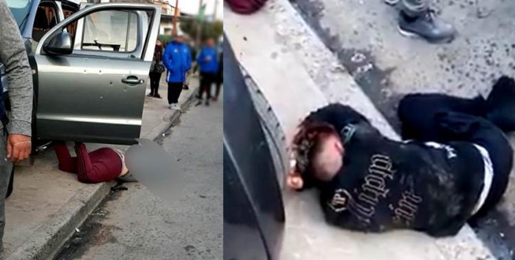 Asalto al panadero: detuvieron al conductor del auto en el que circulaban los delincuentes | El Diario 24