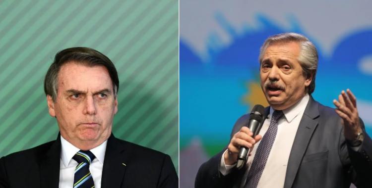 Bolsonaro cargó contra Alberto Fernández por impulsar la despenalización del aborto | El Diario 24