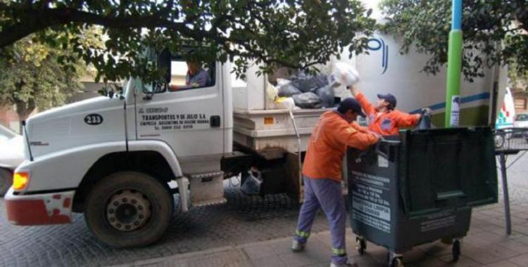 Así funcionarán los servicios municipales durante el feriado del lunes 12 de octubre | El Diario 24