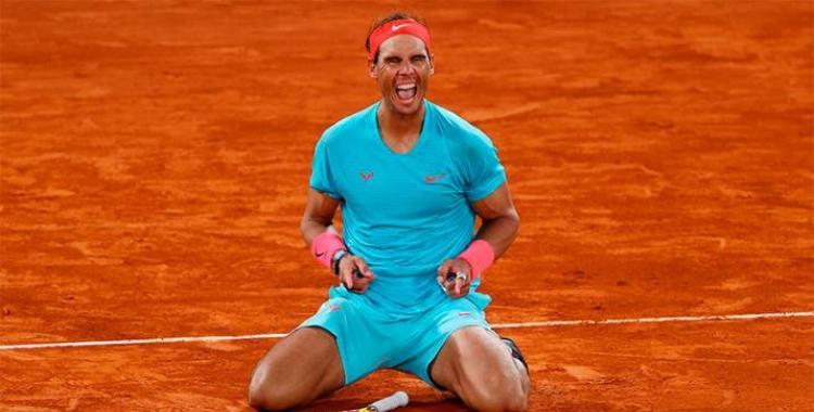 VIDEO: Rafael Nadal aplastó a Novak Djokovic y se consagró por 13° vez en Roland Garros | El Diario 24