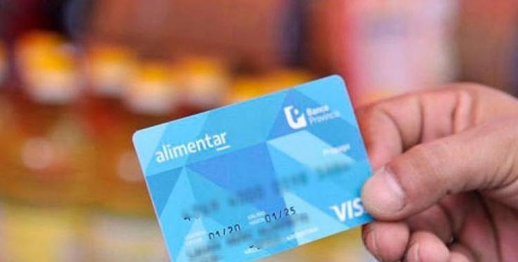 Tarjeta Alimentar: depositan el monto mensual de noviembre para quienes tengan la tarjeta en forma física | El Diario 24