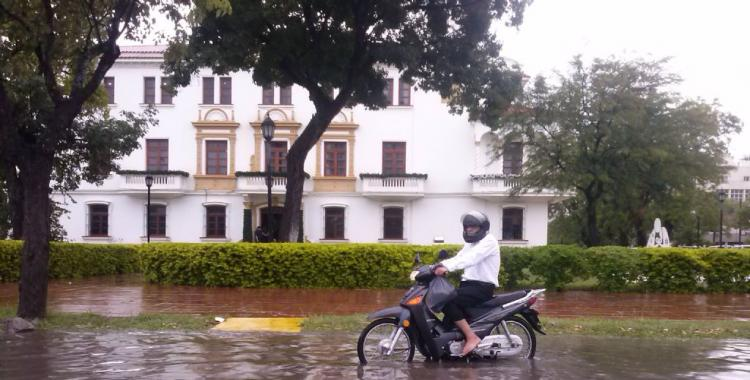 Santiago del Estero fue una de las provincias más calientes con 33° y hay alerta por tormentas | El Diario 24