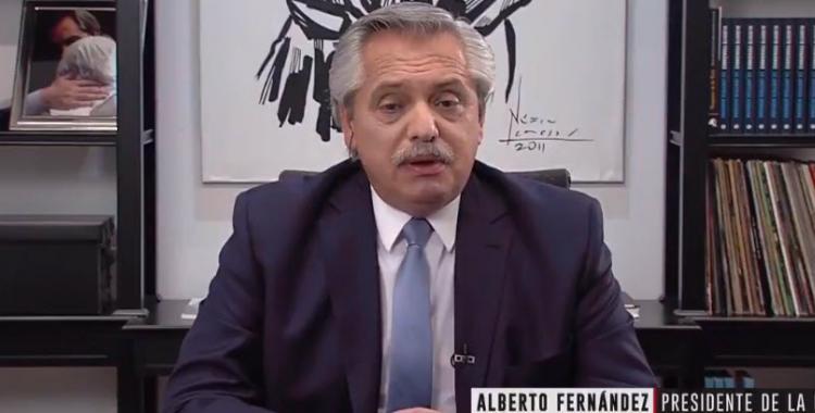 Alberto Fernández a Macri: La cuarentena nos permitió poner de pie un sistema de salud que vos dejaste destruido   El Diario 24