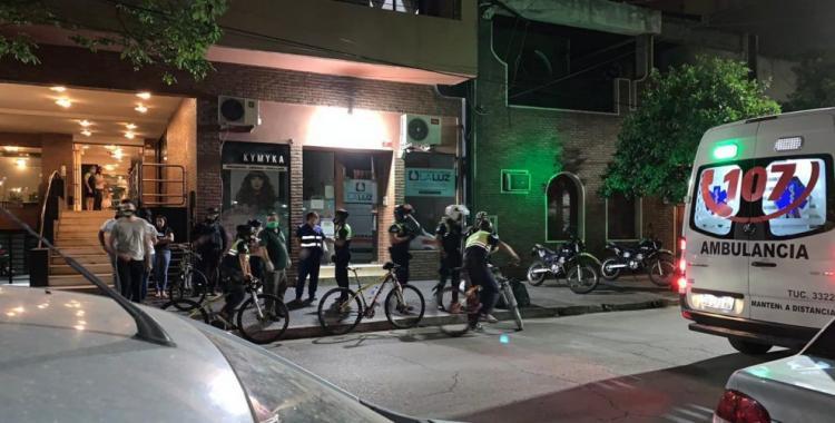 Barrio Norte conmocionado por un femicidio: apuñaló y mató a una joven en plena calle y se quitó la vida   El Diario 24