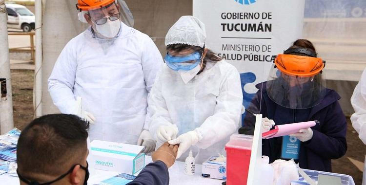 Más de 500 nuevos casos de Covid en lo que va del domingo y 10 víctimas, entre ellas un menor de 16 años | El Diario 24