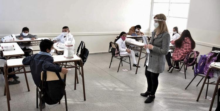 El objetivo es que en marzo haya clases presenciales en todo el país, aseguró el ministro Nicolás Trotta   El Diario 24