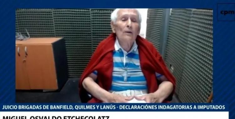 El represor Etchecolatz dijo que defendió las instituciones contra los jóvenes idealistas | El Diario 24