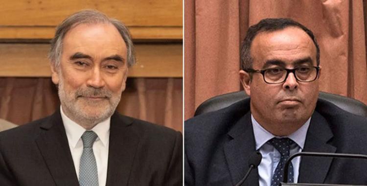 Bertuzzi y Bruglia pidieron licencia luego de que la Corte Suprema los repusiera provisoriamente | El Diario 24