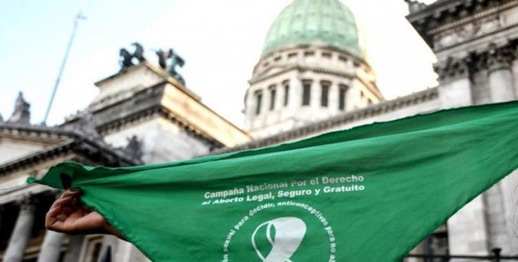 Desde el Gobierno afirmaron que éste mes enviarán el proyecto de ley para legalizar el aborto al Congreso   El Diario 24
