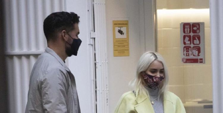 Se filtraron imágenes de Lali Espósito con un actor: los fans aseguran que es su novio | El Diario 24