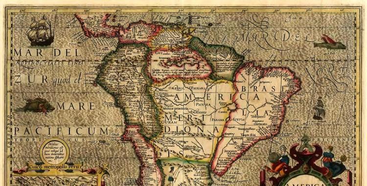 Le etimología de América y el pago de la Guanaca son parientes   El Diario 24