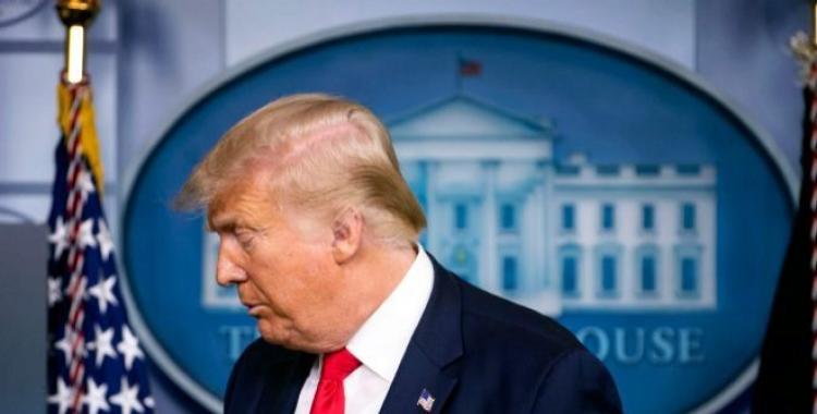 Donald Trump admitió su derrota con Joe Biden, pero insistió en que fue una elección amañada | El Diario 24