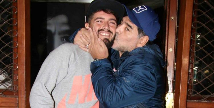 Diego Maradona Jr. tiene coronavirus y fue internado por complicaciones respiratorias   El Diario 24