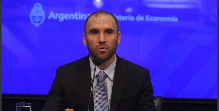Martín Guzmán fue sometido a un hisopado y dio negativo de coronavirus | El Diario 24