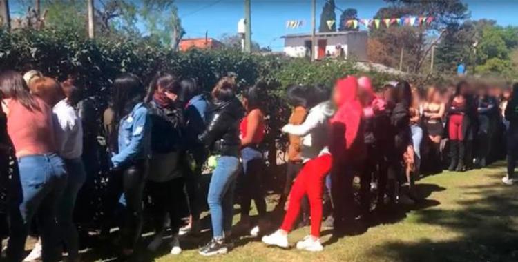 Desalojan una fiesta clandestina en la que había más de 300 invitados por violar el artículo 205 del C.P. | El Diario 24