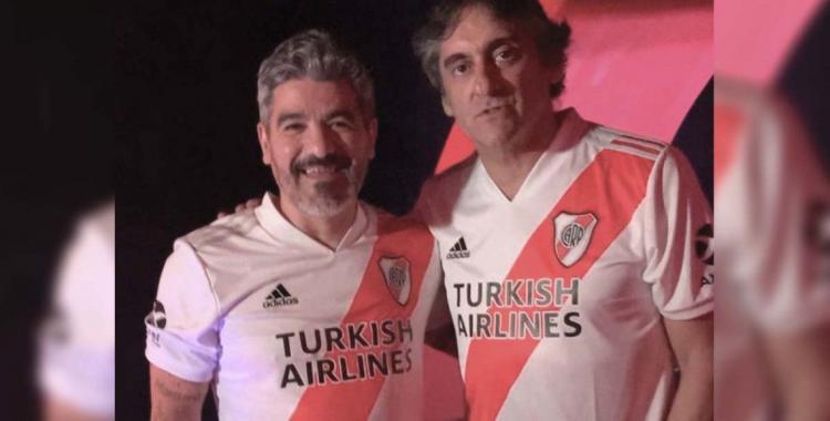 River Plate presentó su nueva camiseta: la banda eterna | El Diario 24