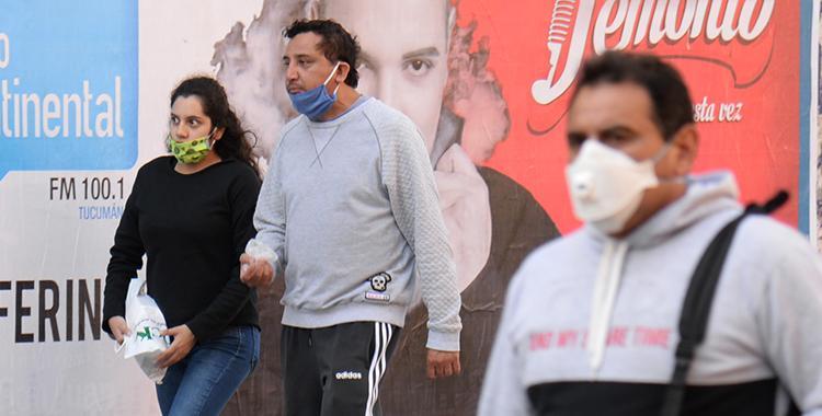 Según Salud, la curva de contagios baja en San Miguel de Tucumán pero sube en otras localidades   El Diario 24