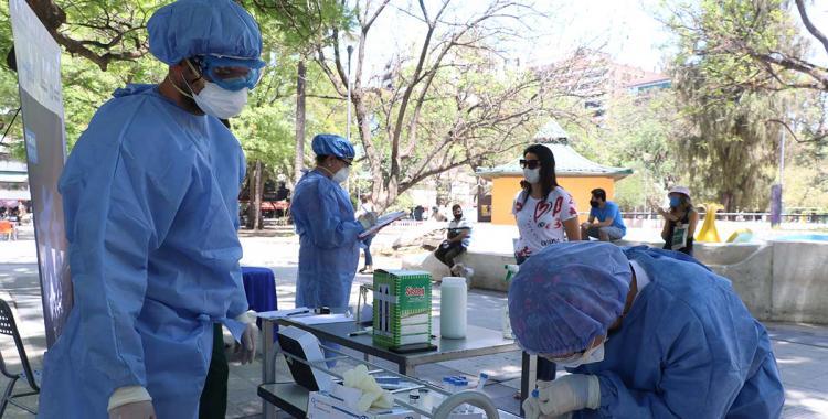 Tucumán finaliza el miércoles con 14 muertes y más de 570 casos de coronavirus | El Diario 24