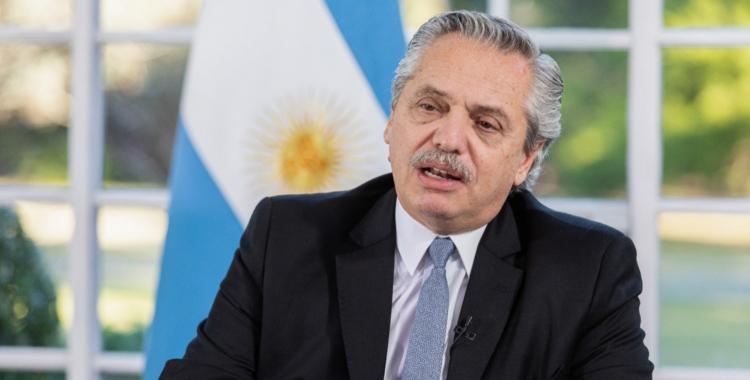 Alberto Fernández se realizó su segundo hisopado: dio negativo y retoma la actividad habitual | El Diario 24