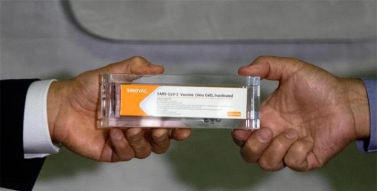 Brasil adquirió las primeras 120 mil dosis de la vacuna contra el Covid denominada Cronavac | El Diario 24