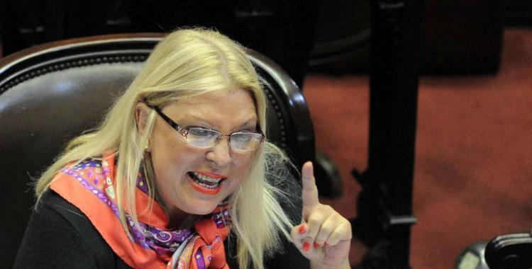 Piden la indagatoria de la ex diputada Elisa Carrió en la causa por espionaje   El Diario 24