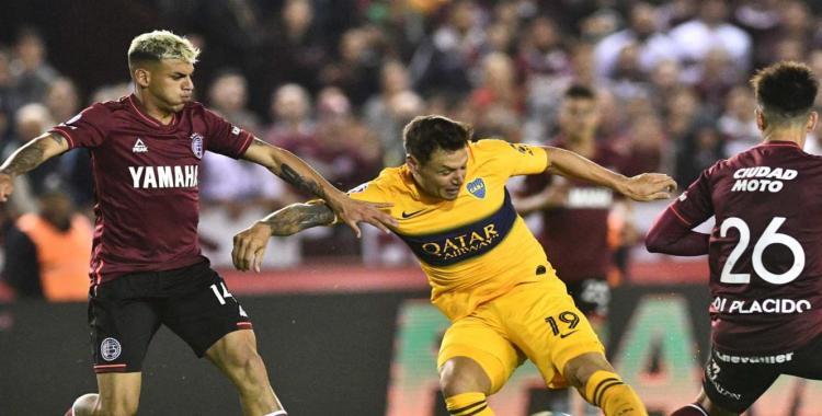 Boca recibe a Lanus por la Copa de La Liga pero con la mente puesta en el cruce por Libertadores | El Diario 24