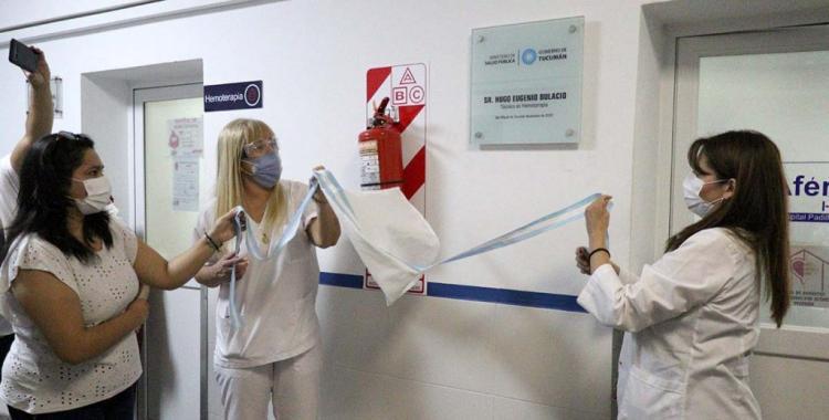 Sentido homenaje a Hugo Bulacio, quien luchó por la donación de plasma para pacientes con Covid-19   El Diario 24
