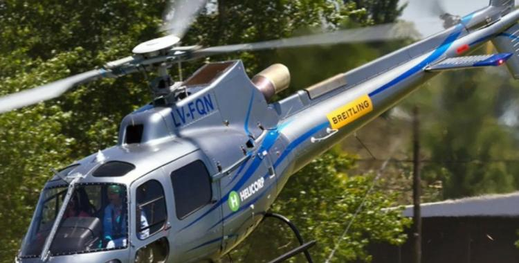El helicóptero en el que viajaba Brito era de última tecnología para zonas montañosas   El Diario 24