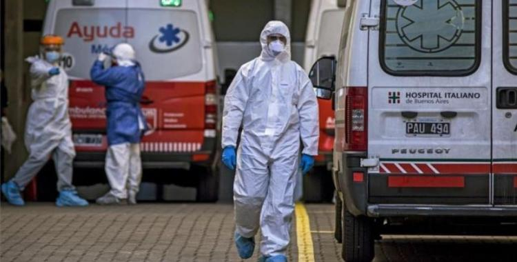 Coronavirus en Argentina: se confirmaron 7.140 nuevos casos y 112 muertes | El Diario 24