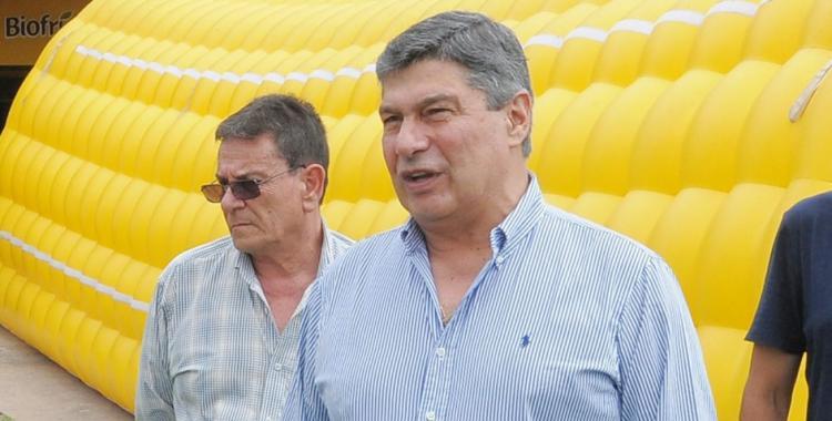 Por el escrache de hinchas de San Martín, Raed se iría de la AFA   El Diario 24