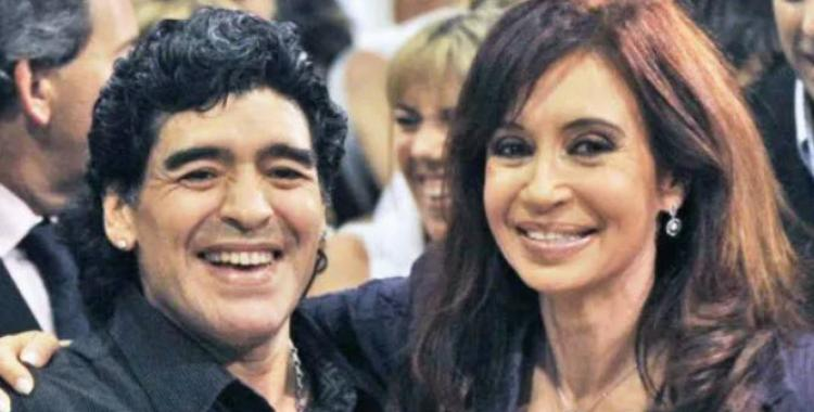 Mucha tristeza... Mucha: el mensaje de Cristina Kirchner por la muerte de Maradona   El Diario 24