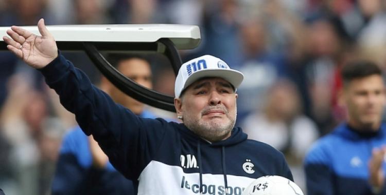 Desde Presidencia decretaron tres días de duelo por la muerte de Diego Armando Maradona   El Diario 24