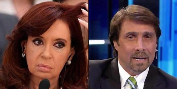 Feinmann cuestionó la emoción de Cristina Kirchner por la muerte de Maradona | El Diario 24