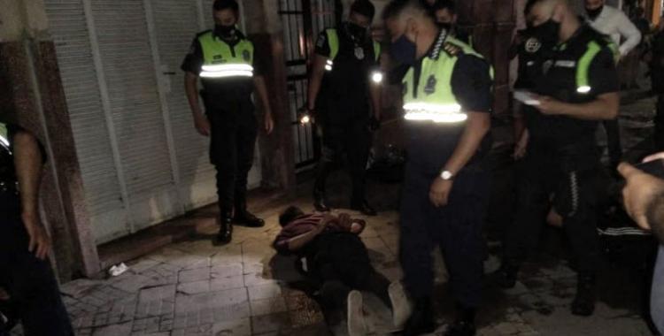 Robaron en una casa en pleno centro y fueron detenidos: uno de ellos había salido hace una semana de Villa Urquiza   El Diario 24