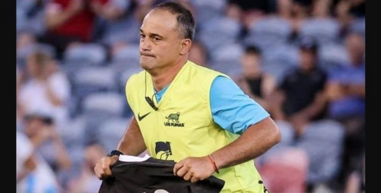 Críticas en las redes porque Los Pumas no homenajearon a Maradona en el partido con los All Blacks   El Diario 24