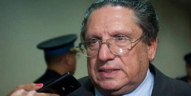 Un ex juez se quitó la vida de un disparo, cando la Policía lo iba a detener al ser condenado   El Diario 24