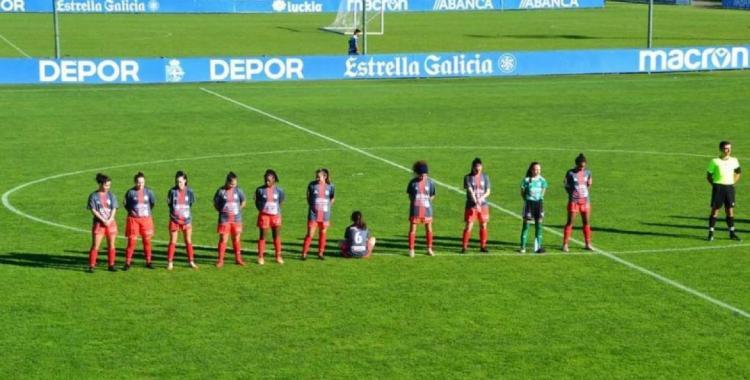 Una futbolista española se negó a homenajear a Maradona por abusador y pedófilo: perdieron 10 a 0 | El Diario 24
