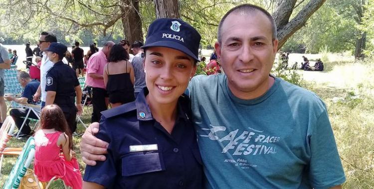 El desgarrador testimonio del padre de la policía que se suicidó luego de que su ex pareja difundiera videos íntimos | El Diario 24