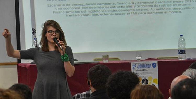 La economista Delfina Rossi contó su experiencia para abortar en su cuenta de Twitter   El Diario 24